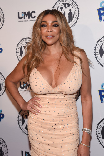 Wendy Williams Birthday Party and The Hunter Foundation Give Back Gala 2018 - New York