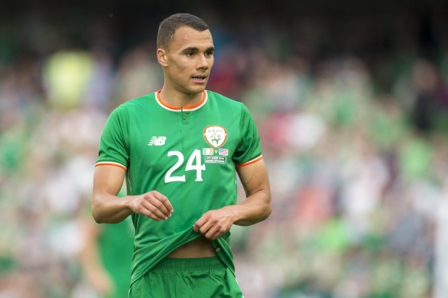 Ireland: Republic of Ireland v USA - International Friendly