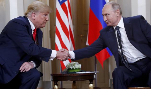 Trump Putin Summit Confusion
