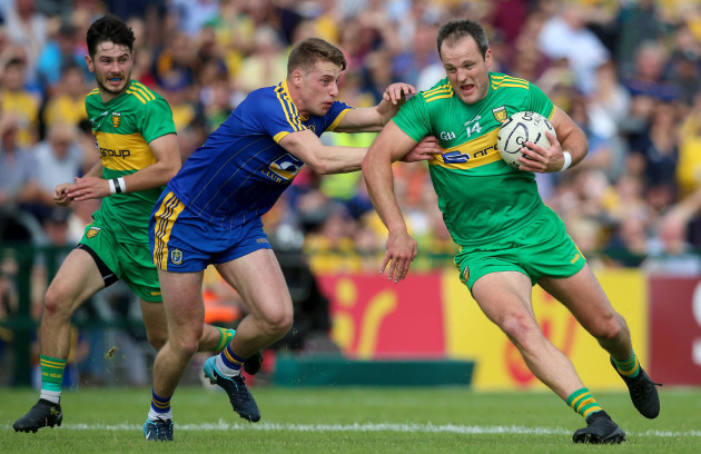 Michael Murphy with Niall McInerney