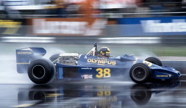 Formula One Grand Prix - Derek Daly
