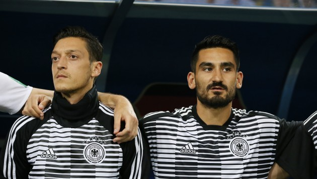 Germany v Sweden - FIFA World Cup 2018 - Group F - Fisht Olympic Stadium
