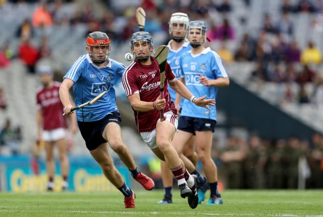Iain O Heither with Jason O'Donoghue