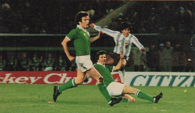 El Grafico, Issue 316, 1980