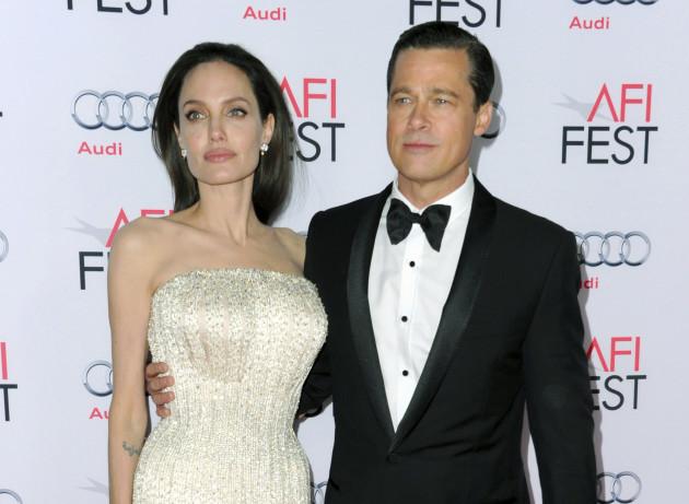 Jolie-Pitt Divorce