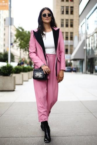 #NYFW: Spring 2018 Street Style Day 2