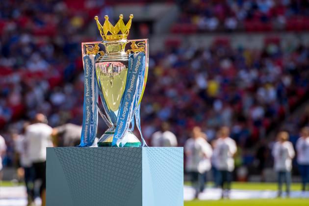 Chelsea v Manchester City.FA Community Shield.5/08/2018.