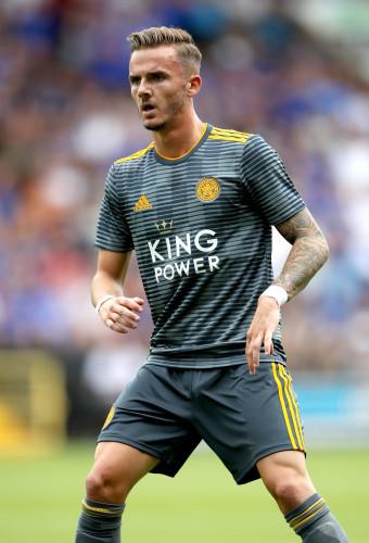 Notts County v Leicester City - Pre Season Friendly - Meadow Lane