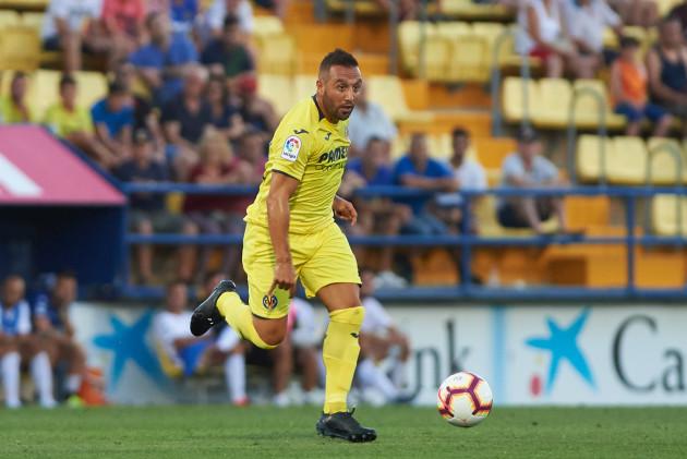 Spain: Villarreal CF v Hercules - Friendly Match