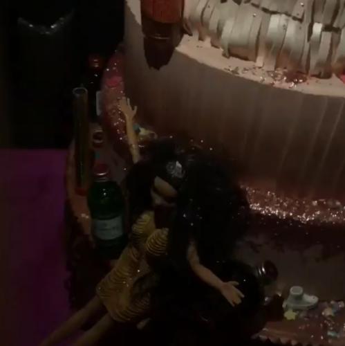jordyn cake
