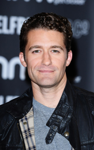 Matthew Morrison album signing - London