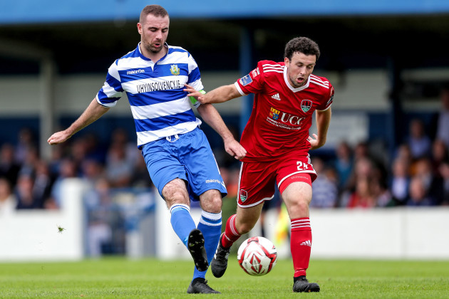James Duff and Barry McNamee