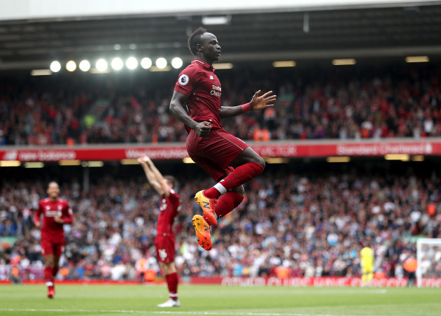 Liverpool v West Ham United - Premier League - Anfield