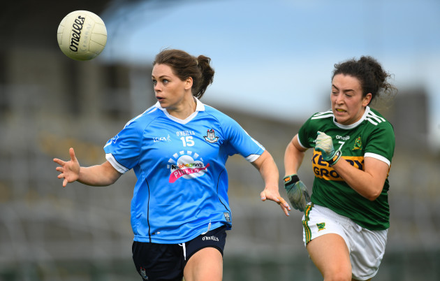 Kerry v Dublin - TG4 All-Ireland Ladies Football Senior Championship quarter-final