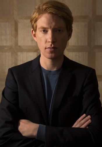 CA: Domhnall Gleeson Portraits