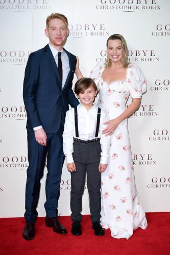 Goodbye Christopher Robin Premiere - London