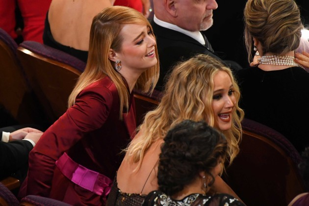 The 90th Academy Awards - Show - Los Angeles