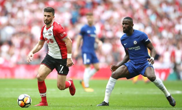 Chelsea v Southampton - Emirates FA Cup - Semi Final - Wembley Stadium