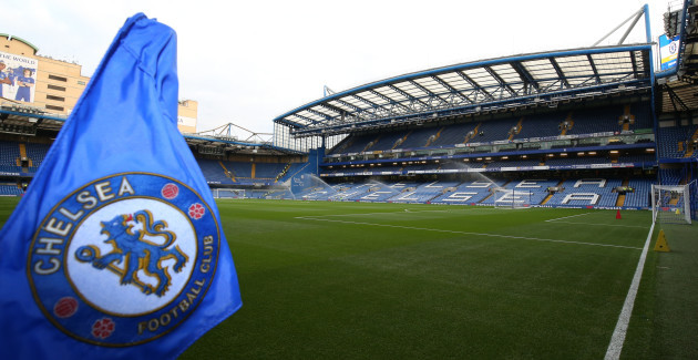 Chelsea v Nottingham Forest - Carabao Cup - Third Round - Stamford Bridge