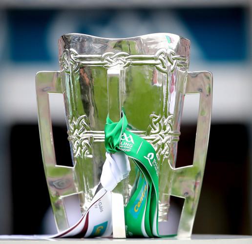 The Liam McCarthy trophy