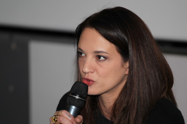 Italy: Asia Argento, guest director at the 35th edition of TFF