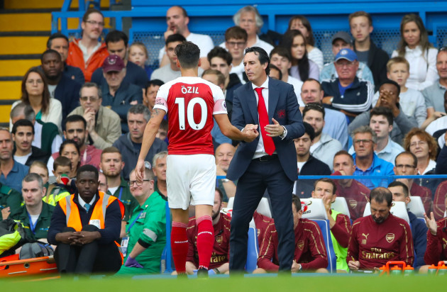 Ashley Cole makes Unai Emery prediction after Chelsea Premier League defeat