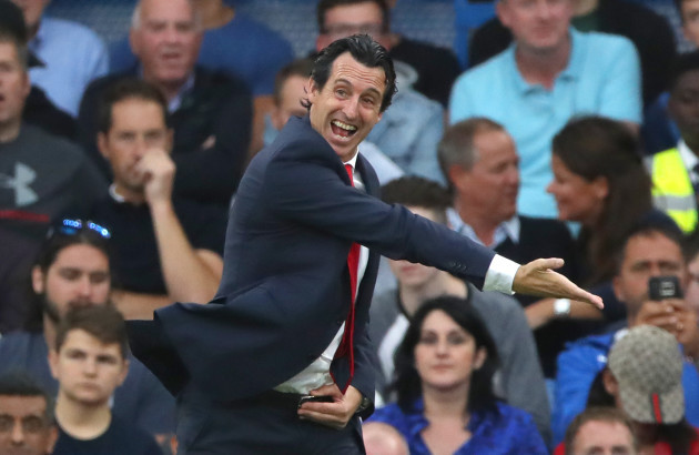 Henrikh Mkhitaryan says Arsenal are on right path under Unai Emery