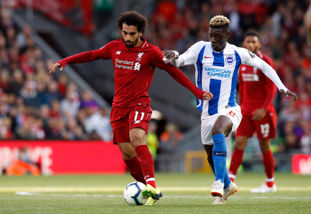 As it happened liverpool vs brighton premier league the42 liverpool v brighton hove albion premier league anfield reheart Images