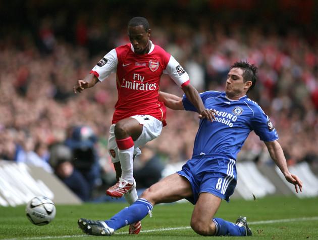 Soccer - Carling Cup - Final - Chelsea v Arsenal - Millennium Stadium