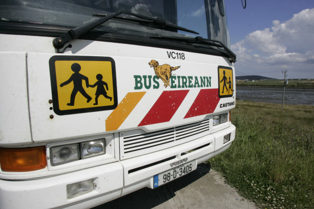 Bus Eireann Buses