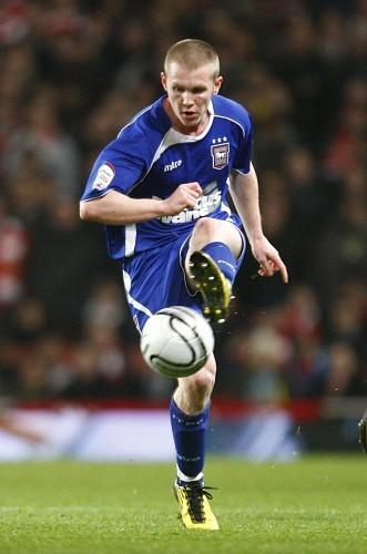 Soccer - Carling Cup - Semi Final - Second Leg - Arsenal v Ipswich Town - Emirates Stadium