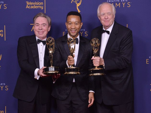 CA: 2018 Creative Arts Emmy Awards - Day 2 - Press Room