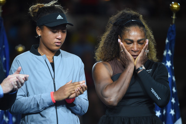 US Open - Osaka Beats Angry Williams To Win Title