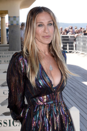 Sarah Jessica Parker Photocall - 44th Deauville American Film Festival