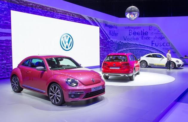 Volkswagen - New York International Auto Show