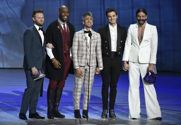 2018 Primetime Emmy Awards - Show