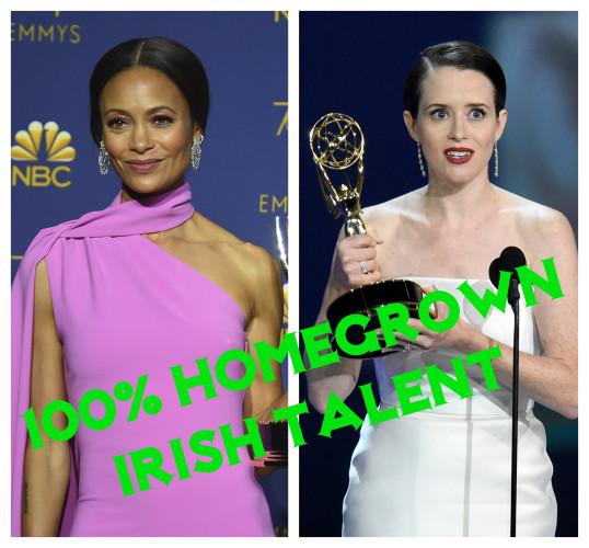 irish talent