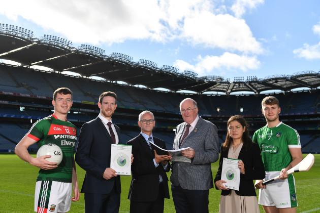 Launch of ESRI Report into Playing Senior Intercounty Gaelic Games