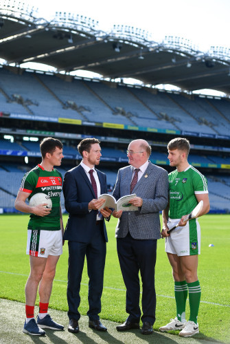 Launch of ESRI Report into Playing Senior Intercounty Gaelic Games