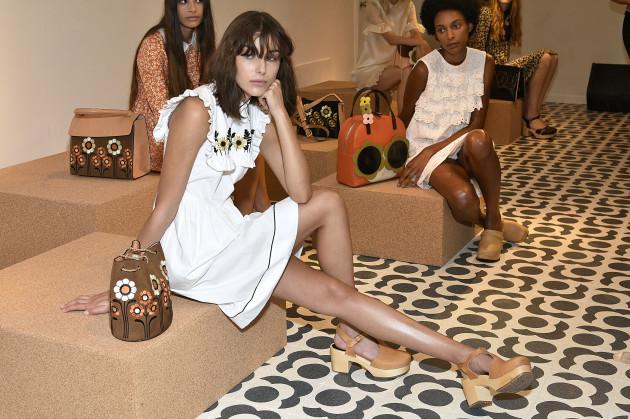 Orla Kiely Catwalk - New York Fashion Week 2016