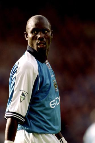 Soccer - FA Carling Premiership - Manchester City v Newcastle United