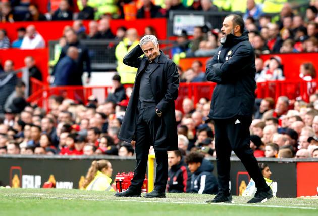 Manchester United v Wolverhampton Wanderers - Premier League - Old Trafford