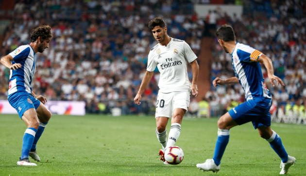 Soccer: La Liga - Real Madrid v RCD Espanyol