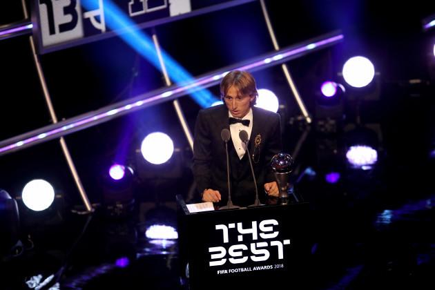 The Best FIFA Football Awards 2018 - Royal Festival Hall