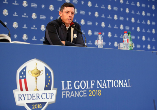 42nd Ryder Cup - Preview Day Three - Le Golf National