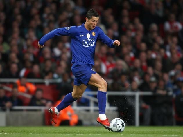 Soccer - UEFA Champions League - Semi Final - Second Leg - Arsenal v Manchester United - Emirates Stadium