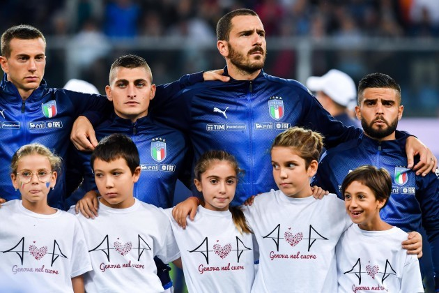 Italy Ukraine Soccer