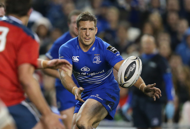 Leinster's Jimmy Gopperth