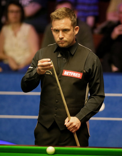 2018 Betfred Snooker World Championships - Day Two - The Crucible