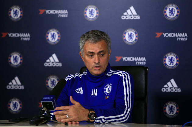 Soccer - Barclays Premier League - Chelsea Press Conference - Chelsea Training Ground